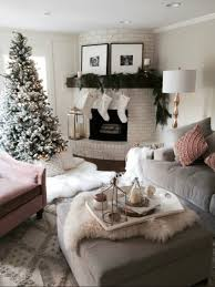 Wohnzimmer Weihnachtlich Dekorieren Gemütliche Wohnzimmer Ideen Für Warmes Weihnachten Zu Hause Wohn
