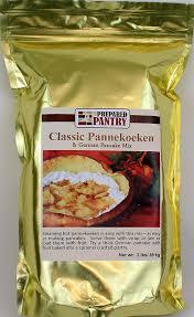 amazon com the prepared pantry classic pannekoeken u0026 german