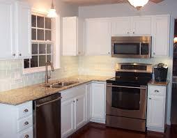 White Kitchen Cabinets Backsplash Best Backsplash For White Cabinets Exitallergy Com