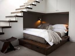 bedroom modern bunk beds area rug single bed chair desk computer
