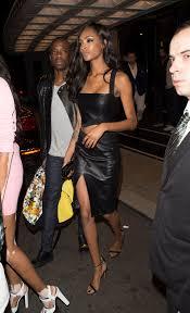 jourdan dunn seen leaving libertine nightclub in london 9 18 16