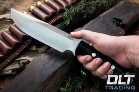 bark river knives bravo survivor 3v toxic green g 10 orange