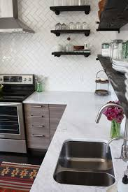 before u0026 after paige and todd u0027s kitchen renovation u2013 design sponge