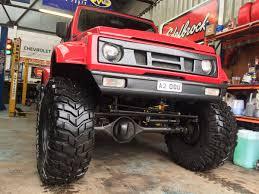 suzuki monster truck mikes musclecars on twitter