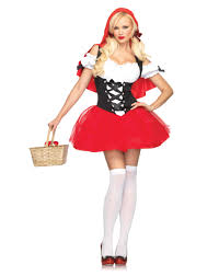 racy red riding hood women u0027s costume at spirit halloween