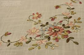 Embroidered Tablecloths From Thailand Bought In Greenhills - Table cloth design