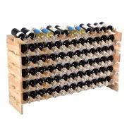 Wood Wine Cabinet Wine Racks Walmart Com