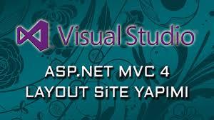 layout design in mvc 4 visual studio 2013 ile asp net mvc 4 layout site yapımı youtube