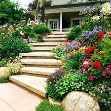 Sloped Backyard Landscape Ideas Sloped Backyard Design Ideas Impressive On Sloped Backyard