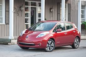 nissan leaf vs ford focus electric 5 fastest accelerating electric vehicles