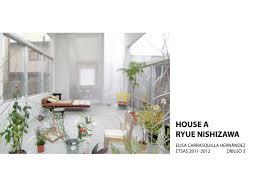 Ryue Nishizawa by House A U2013 Ryue Nishizawa La Casa