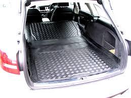 boot liner dog load mat or bumper protector audi a6 c6 avant