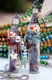 diy snowglobes also make mini bottle snowglobe charms with mini
