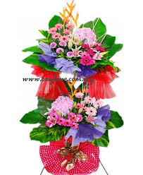 Online Flowers Only Love Kedai Bunga Congratulation Opening Flower Stand