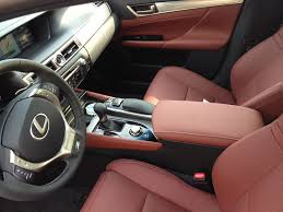 lexus f sport red interior lexus gs 350 f sport interior wallpaper 1024x768 36815