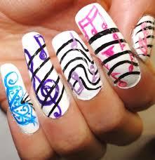 music nail art youtube