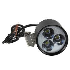 bicycle daytime running lights 15w q3 led driving spot light daytime running light mtb road