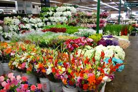 flowers los angeles los angeles flower mart it been there done