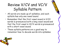 cv v vc you will need your text book work book pencil and journal ppt