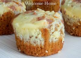 Libbys Pumpkin Pie Mix Muffins by Welcome Home Blog Mini Pumpkin Cheesecakes