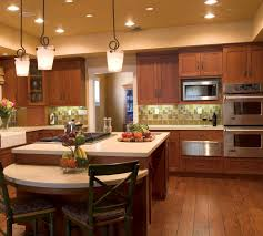 Kitchen Cabinet Bulkhead Good Looking Kitchen Soffit In Kitchen Contemporary With Mahogany