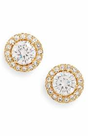 gold stud earrings for women women s gold earrings nordstrom