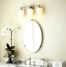 White Oval Bathroom Mirror Oval Mirror For Bathroom Mirror Design