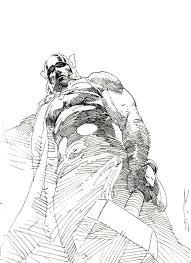 esad ribic sketch one of the best comic artist dezign