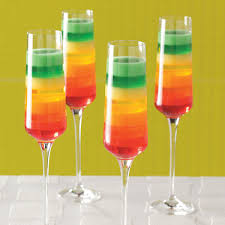rainbow cocktail drink tropical rainbow dessert recipe taste of home