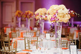 Wedding Reception Centerpieces Whimsical Indian Wedding Reception By Events Capture New York