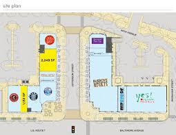 bank of america floor plan hyattsville site plan streetsense brokerage