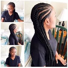 braids hairstlyes for black women with thinning edges cornrows for black women everything hair pinterest cornrows