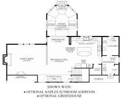sunroom plans reserve at chester springs the dandridge home design