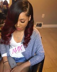 the best way to sew a hair weave 1070 best whipped weaves and extensions images on pinterest