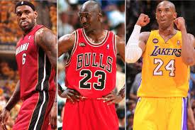 Kobe Lebron Jordan Meme - lbj vs kobe vs jordan who s the all time king of game 7s
