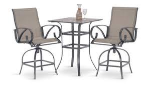 3 Piece Bar Height Patio Set Outdoor Living U2013 Patio Sets U2013 Hom Furniture