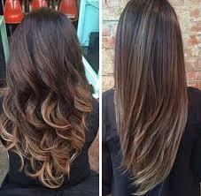 Frisuren Lange Haare Ohne Stufen by V Schnitt Für Lange Haare