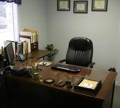 Organized Office Desk Declutter Office It S Time To Get Organized