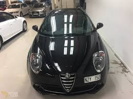alfa romeo mito coupe 2013 black for sale dyler