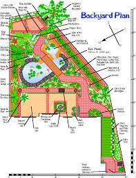 backyard plan eric s backyard plans