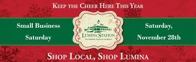 black friday small business saturday cyber monday shops archives lumina station