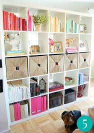 Bookshelf Room Divider Ideas Diy Shelving With Style And Organization Tips Ideas Ikea Cube
