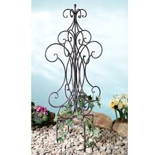 iron garden trellis panels home outdoor decoration