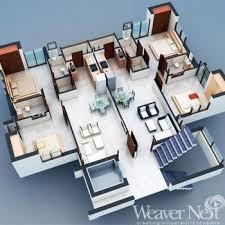 2d u0026 3d floor plan service 2d designing service weaver nest