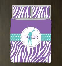 Purple Zebra Print Bedroom Ideas Love Volleyball Charcoal Gray Square Queen Duvet Volleyball
