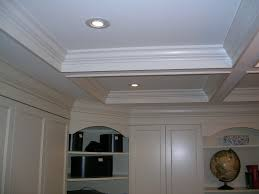 Recessed Lighting Fixtures For Kitchen by Ceiling Attractive Paneling And Coffered Ceilings With Recessed