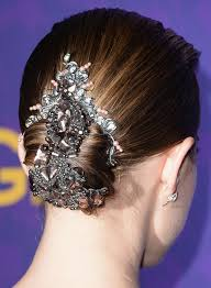 bun accessories 50 interesting hair accessories to try