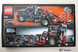 lego porsche box technicbricks tbs techreview 14 u2013 9395 pick up tow truck