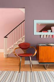 la chambre des couleurs déco et violet dans salon et chambre des couleurs pop