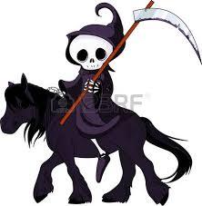 Grim Reaper Halloween Costume 2 548 Grim Reaper Stock Illustrations Cliparts Royalty Free